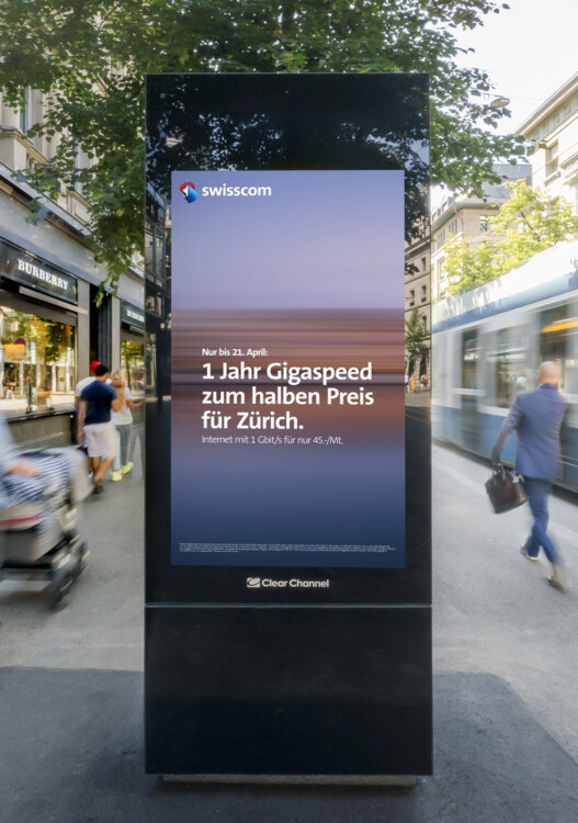 With its Digital Out-of-Home Award, Clear Channel aims to honour campaigns that use the DOOH medium in innovative and targeted ways, thereby providing further inspiration for successful DOOH campaigns.